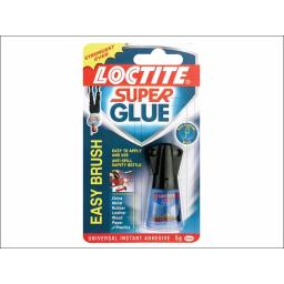 Loctite 738494 Super Glue Easy Brush 5G