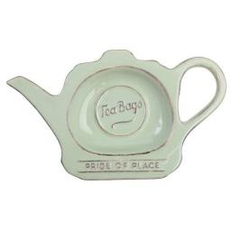 Pride Of Place Tea Bag Tidy Green