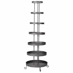 7 Tray Tiered Stand