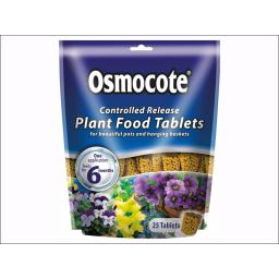 Osmocote Plant Food Controlled Release Tablets x 25