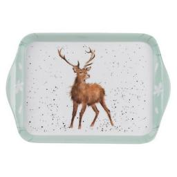 Wrendale Scatter Tray Stag