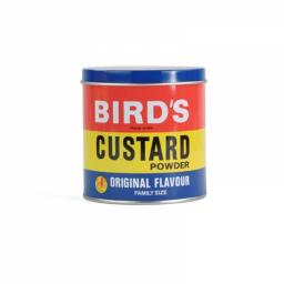 Tin Birds Custard
