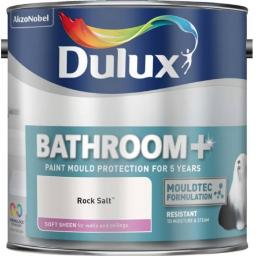 Bathrooms Sheen Rock Salt