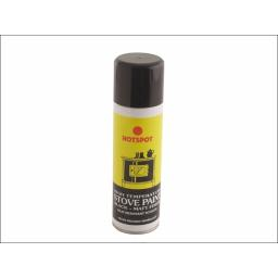 Hotspot 200941 Stove Paint Matt Black 450Ml
