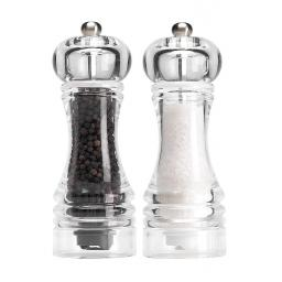 Pepper Mill Capstan Acrylic 180Mm