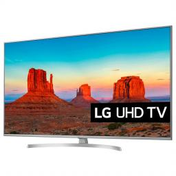 "LG 49UK7550PLA 49"" UHD LED 4K HDR - Smart - webOS - Freeview Play - Freesat - A Rated"