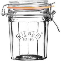 Kilner Jar Facetted 0.45L