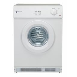 White Knight C45CW 7kg Vented Tumble Dryer - White - C Rated