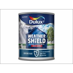 W/Shield Gloss Oxford Blue 750Ml