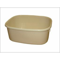 Lucy Oblong Washing Up Bowl Granite Large