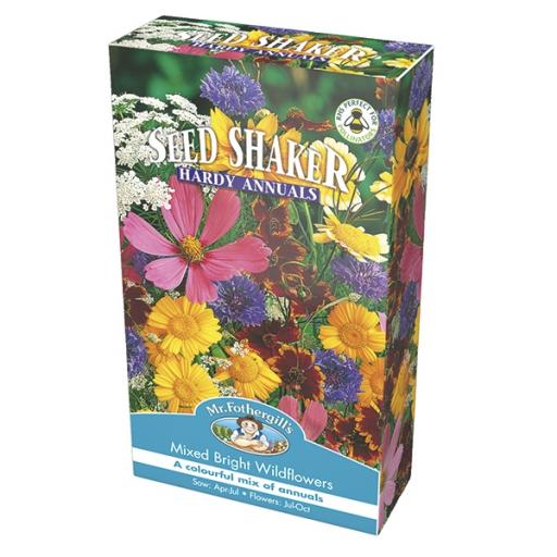 Seed Shaker Hardy Annuals