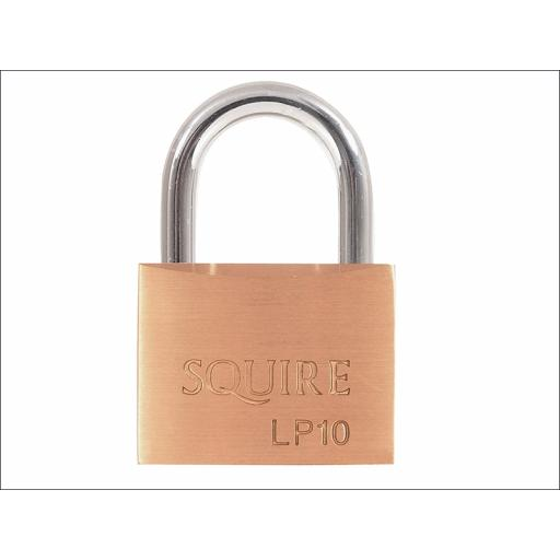 Squire Shed Lock Lp10