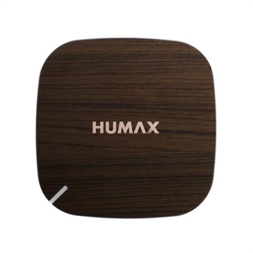 Humax Espresso H3 Network Audio/Video Player - Wireless LAN - Espresso
