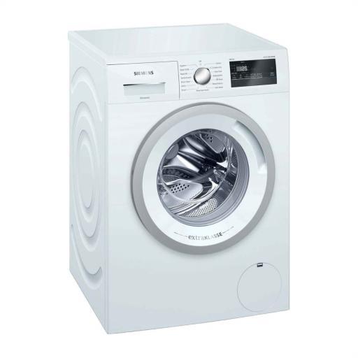 Siemens extraKlasse WM14N190GB 7kg 1400 Spin Washing Machine - White - A+++ Rated