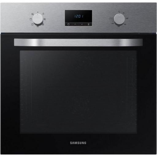 Samsung NV70K1340BS Built In Electric Single Oven - Stainless Steel - A Rated