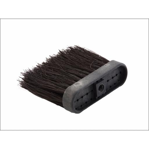 Manor Reproductions Replacement Brush Head Rectangular