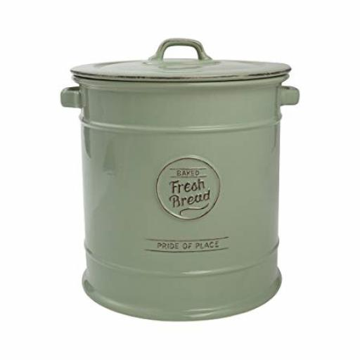 Pride Of Place Bread Crock Green 18016
