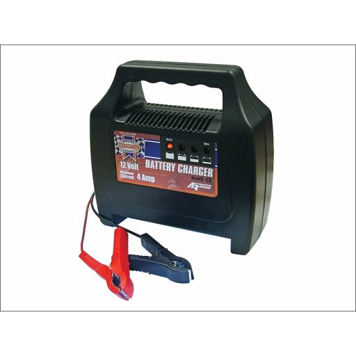 Battery Charger 4Amp