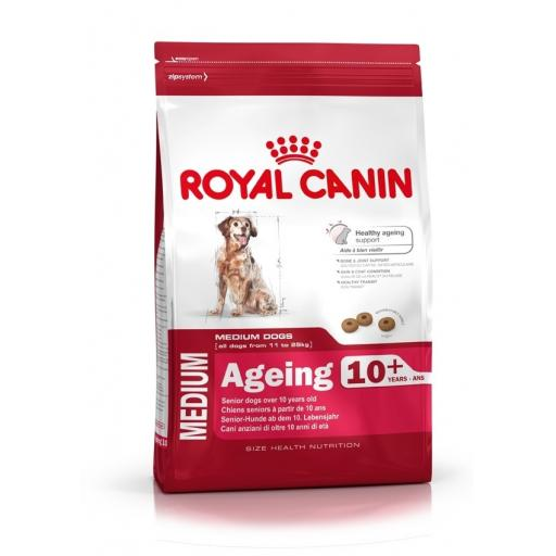 Canin Dog Medium Ageing 10+