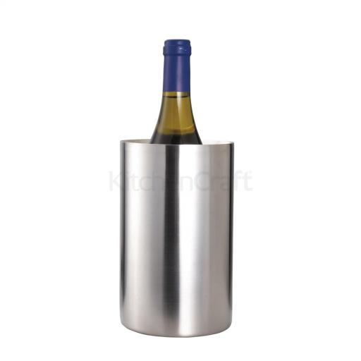 Wine Cooler Double Wall Stainless Steel