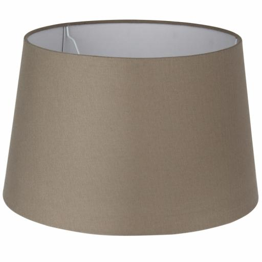 Lampshade Taupe 25Cm 36-001-10Ta