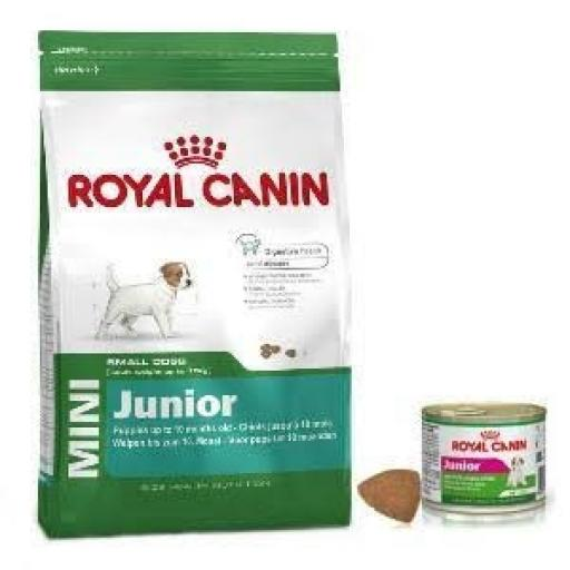 Canin Dog Mini Puppy