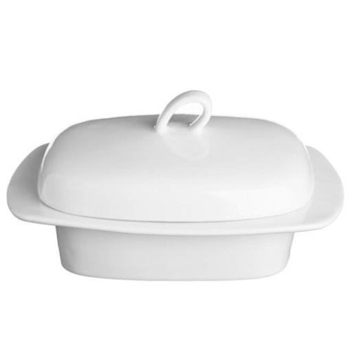 Simplicity Butter Dish