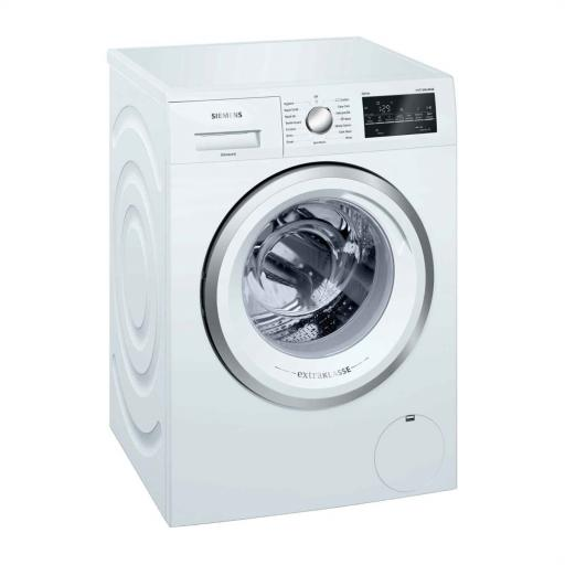 Siemens extraKlasse WM14T492GB 9kg 1400 Spin Washing Machine - White - A+++ Rated