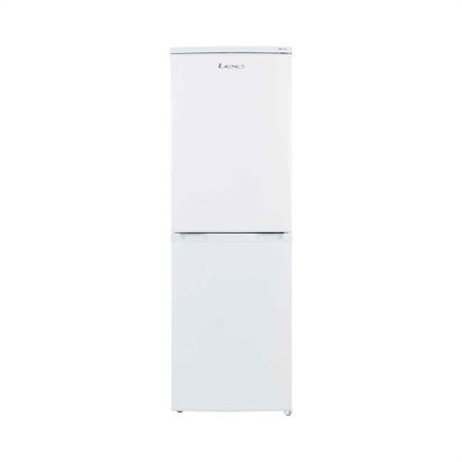 Lec TF50152W 50/50 Frost Free Fridge Freezer - White - A+ Rated