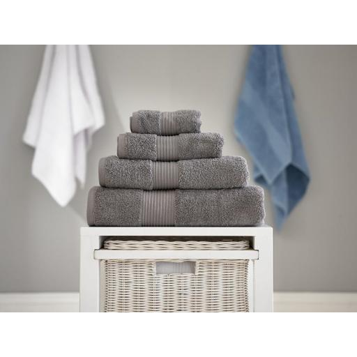 Bliss Slate Hand Towel