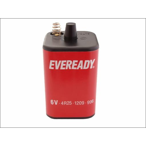 Evready Pj996 Battery 6V (S4682) X