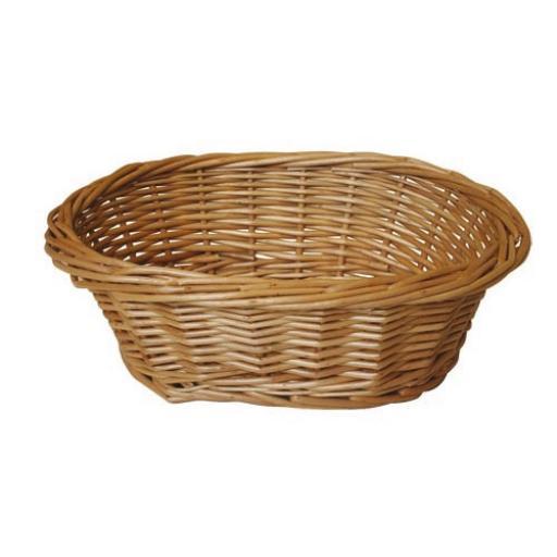 Basket Oval Willow