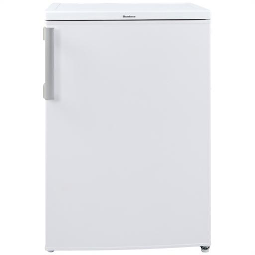 Blomberg FNE1531P 54.5cm Frost Free Undercounter Freezer - White - A+ Rated