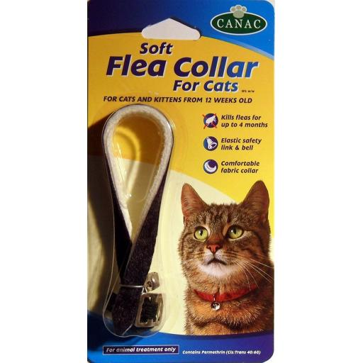 Canac Cat Flea Collar