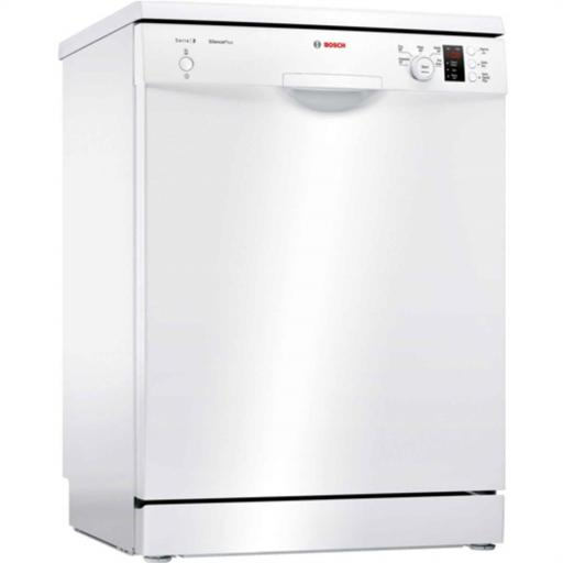 Bosch SMS25AW00G Full Size Dishwasher - White - A++ Rated