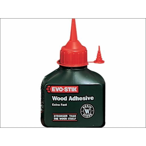 Evode Resin`W` Woodworking Adh. 125Ml