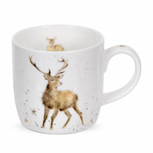 Wrendale Mug Wild At Heart