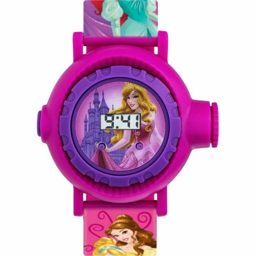 Watch Disney Princess Pink Projection