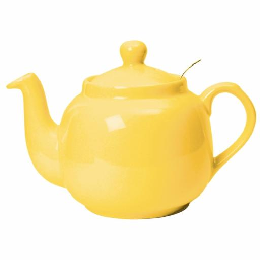 Teapot Farmhouse Yellow Filter