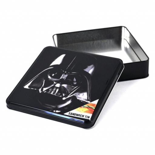 Star Wars Darth Vader Sandwich Tin