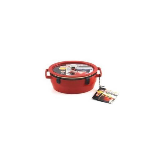 Casserole Slow Cook Pyrex Red