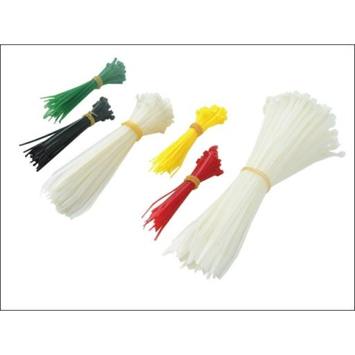 Nylon Cable Ties Assorted