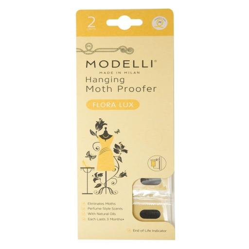 Modelli Hanging Moth Proofer Yellow