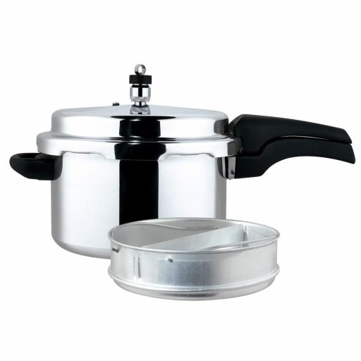 Prestige 53078 Alum High Dome Pressure Cooker 4L