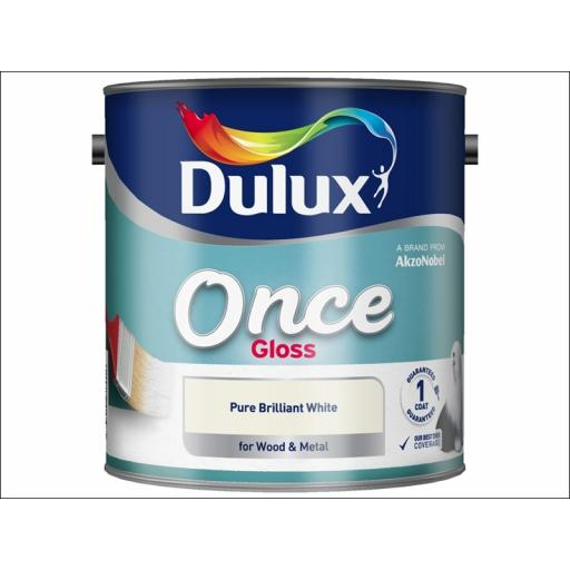 Dulux Pbw Once Gloss 2.5L