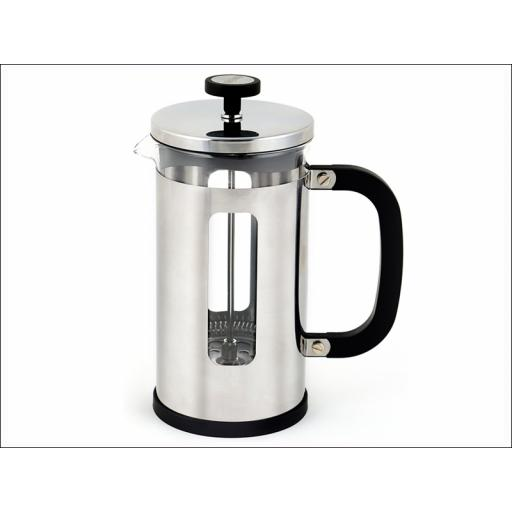 Lacafet Cafetiere 8 Cup Chrome