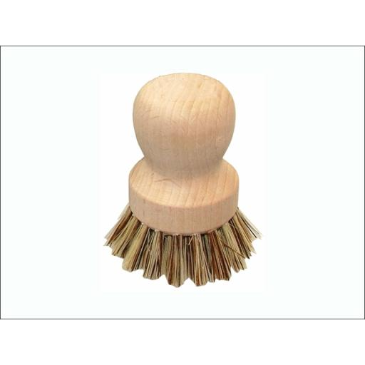 Pot Scrubbing Brush