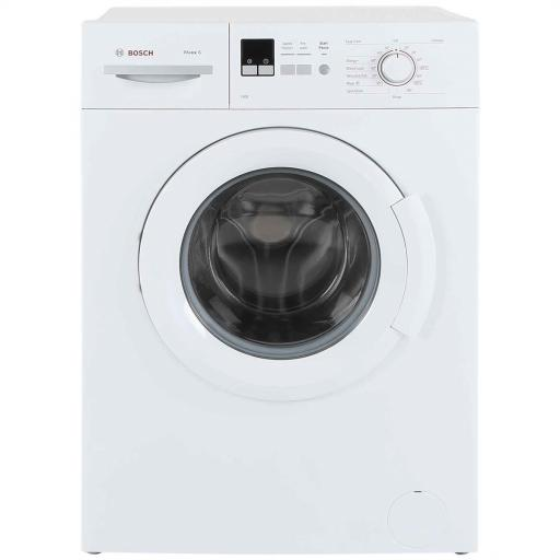 Bosch WAB28162GB 6kg 1400 Spin Washing Machine - White - A+++ Rated