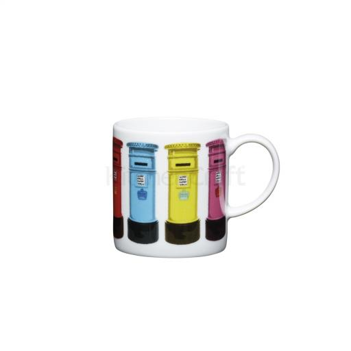Kc Espresso Mug Post Box