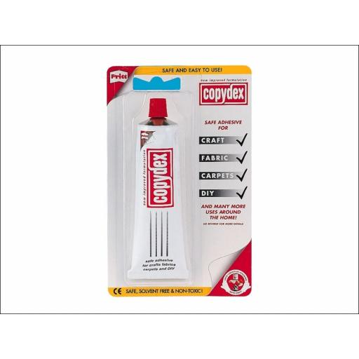 Copydex 1650 Adhesive Tube 50Ml.Blister